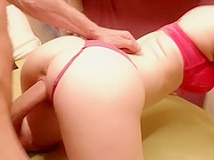 Incredible homemade Blonde, spymania xxx video