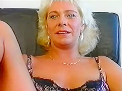 Incredible Homemade movie with Close-up, Blonde scenes