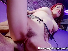 Samantha Bentley & Ava Dalush in Champagne Room Special - HarmonyVision