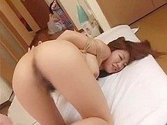 Horny Japanese slut Ryo Kiyohara, Jun Mise in Exotic Big Tits, Blowjob JAV video