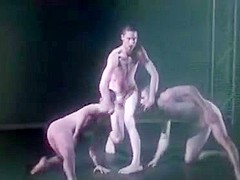 Naked on Stage-81 N11