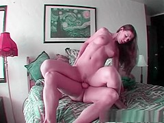 Fabulous pornstar Alicia Alighatti in incredible facial, brunette sex clip