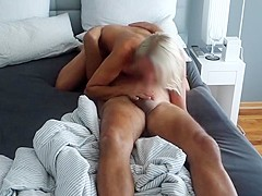 Incredible homemade Blowjob, 69 porn scene