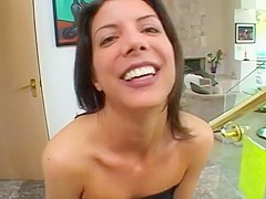 Horny amateur Close-up, Blowjob porn video