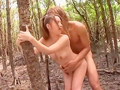 Crazy Japanese chick Cocomi Naruse in Best Fingering, Outdoor JAV movie