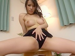 Fabulous Japanese slut Kyouko Maki in Horny Solo Girl, Big Tits JAV scene