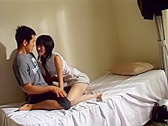 Best Japanese girl Arisa Kanno in Exotic Small Tits, Cougar JAV movie