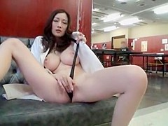 Horny Japanese whore Julia in Hottest Public JAV movie