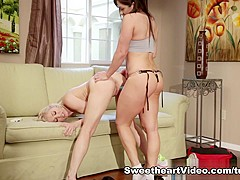 Best pornstars Lea Lexus, Ash Hollywood in Exotic Cunnilingus, Big Ass xxx video