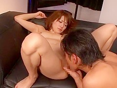 Incredible Japanese chick Saki Kozai in Best Fingering, Small Tits JAV scene