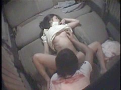 Best Japanese chick in Amazing Doggy Style, Car JAV clip