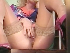 Amazing homemade Latex, Vintage adult movie
