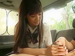Hottest Japanese slut Rei Mizuna in Crazy Blowjob/Fera JAV scene