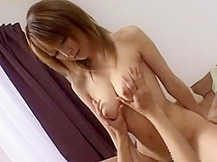 Incredible Japanese model Kaede Matsushima in Best Big Tits JAV scene