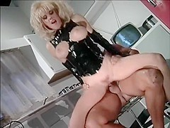 Hottest pornstar Sunset Thomas in amazing cunnilingus, fetish sex scene