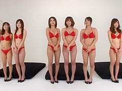 Hottest Japanese chick Yui Akane, Rina Kato, Natsumi Shiraishi in Incredible Compilation, Group Sex