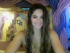 AspenRae amateur video on 06/10/15 13:55 from MyFreeCams