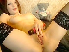 Best amateur Webcam, Brunette xxx clip