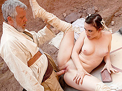 Jennifer White in Star Wars XXX: A Porn Parody - Part 2 - Vivid