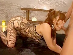 Incredible Japanese model Rio Fujisaki in Best Doggy Style, Small Tits JAV video