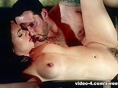 Incredible pornstar Tommy Pistol in Fabulous Brunette, Tattoos sex movie