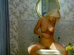 Exotic homemade Blonde, Solo Girl xxx movie