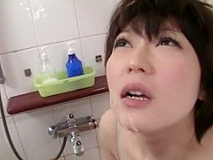 Incredible Japanese whore Shinobu Kasagi in Crazy Blowjob, Wife JAV video