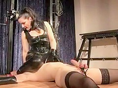 Amazing Amateur video with BDSM, Femdom scenes