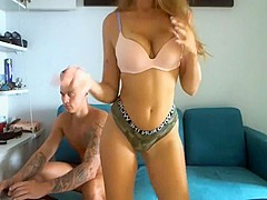 Steamy Hot Pussy And Anal Fucking of Amateur Couple