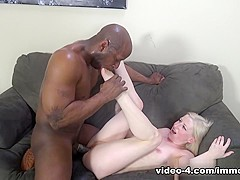 Best pornstars Kira Lake, Prince Yahshua in Fabulous Interracial, Cumshots sex scene