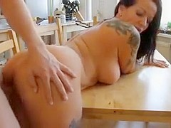 Incredible homemade Brunette, Wife porn clip