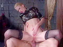 Amazing pornstar Brandy Starz in crazy blonde, anal sex movie