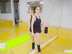Alice Merches In Deep Anal for Ballet Booty