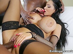 Hottest pornstars Lexington Steele, Prince Yahshua, Silky Black in Horny Big Ass, Pornstars xxx movi
