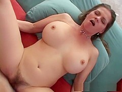 Horny pornstar June Summers in fabulous big tits, mature porn clip