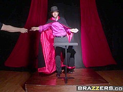 Brazzers - Shes Gonna Squirt - And Now Ill Make Her Panties Disappear scene starring Nora Noir and E