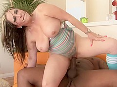 Crazy pornstar Savanna Jane in amazing hd, mature sex movie