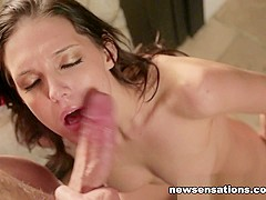 Sadie Holmes - A Big Dick For A Cutie #03 - NewSensations