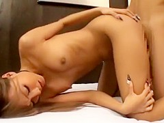 Exotic Japanese chick Rio Sakura in Incredible Small Tits, Dildos/Toys JAV scene