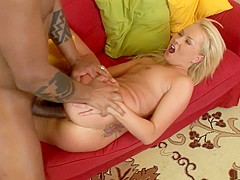Hottest pornstar Amelie Pure in amazing anal, blonde sex scene