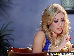 Brazzers - Real Wife Stories - Capri Cavanni Keiran Lee and Toni Ribas -  Spicing It Up With A Three