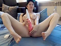 Amazing Homemade video with MILF, Solo scenes