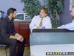 Brazzers - Brazzers Exxtra - Ashley Fires and Charles Dera -  Wham Bam Thank You Paper Jam