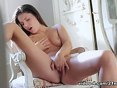 Fabulous pornstar Brandy Smile in Hottest Solo Girl, Brunette adult scene