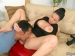 Incredible pornstar in Amazing Big Tits, Blowjob xxx scene