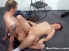 Incredible pornstar in Fabulous Cumshots, European porn movie