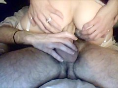 Anal Virgin does ATP-Ass to Pussy for the first time