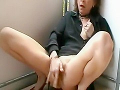 Best Homemade clip with Mature, Brunette scenes