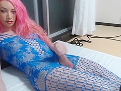 Sasha de sade masturbating and cumming