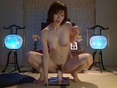 Exotic Japanese slut Yuka Hashimoto in Crazy Masturbation/Onanii, Solo Girl JAV clip